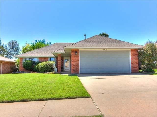 6808 NW 131 Street, Oklahoma City, OK 73142 (MLS #930020) :: Keri Gray Homes