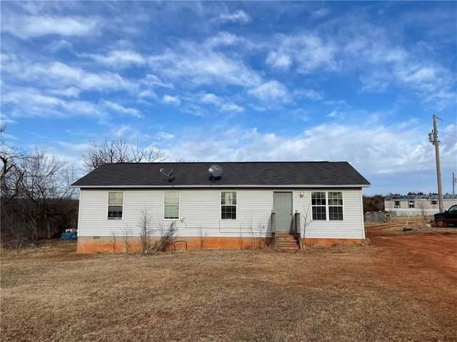 10824 N Taurus Drive, Guthrie, OK 73044 (MLS #930024) :: Homestead & Co
