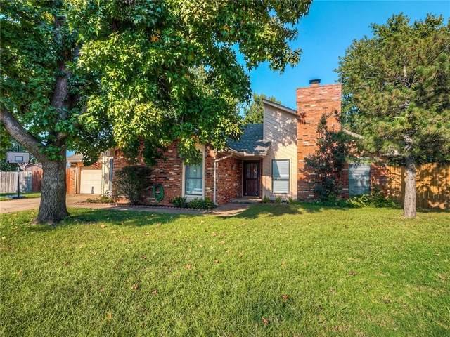 1721 Davinbrook Drive, Norman, OK 73072 (MLS #930034) :: Keri Gray Homes