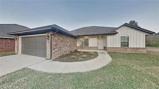7046 Richardson Court, Warr Acres, OK 73132 (MLS #930049) :: Erhardt Group at Keller Williams Mulinix OKC
