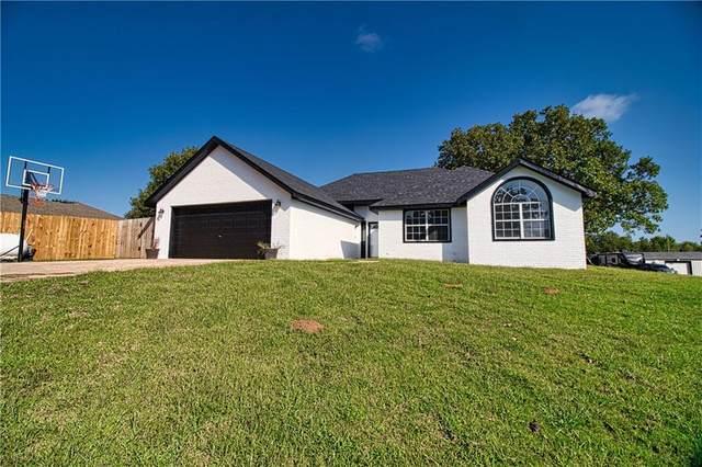 920879 S 3300 Road, Wellston, OK 74881 (MLS #930052) :: Keri Gray Homes