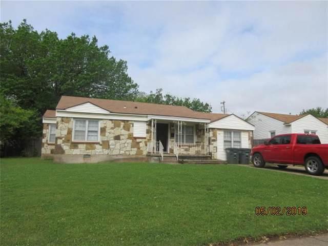 2121 June Lane, Del City, OK 73115 (MLS #930056) :: Keri Gray Homes