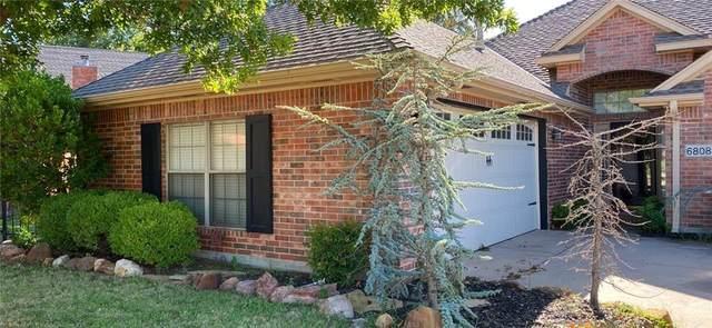 6808 Sandlewood Drive, Oklahoma City, OK 73132 (MLS #930057) :: Erhardt Group at Keller Williams Mulinix OKC