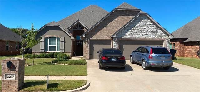 15517 Western Vista Drive, Edmond, OK 73013 (MLS #930061) :: Erhardt Group at Keller Williams Mulinix OKC
