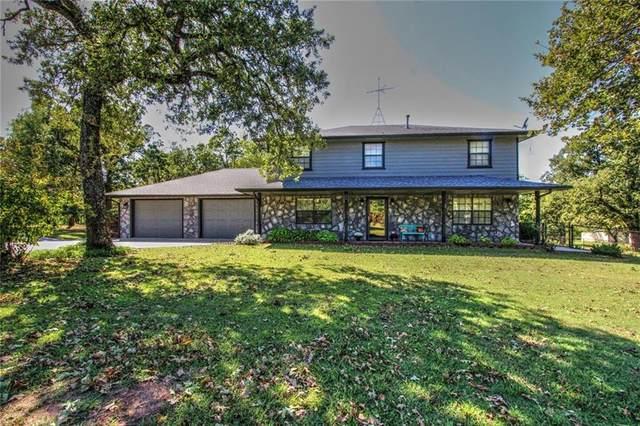 29907 Coyle Drive, Blanchard, OK 73010 (MLS #930072) :: Homestead & Co