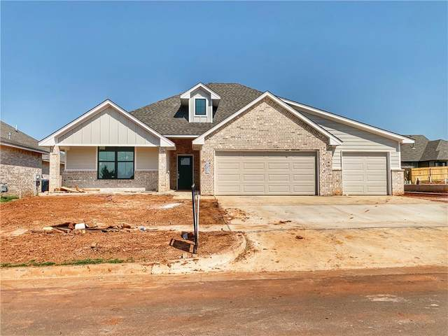 8225 NW 151st Terrace, Edmond, OK 73013 (MLS #930079) :: ClearPoint Realty