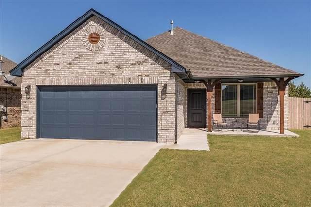 20583 Creekside Drive, Harrah, OK 73045 (MLS #930087) :: Erhardt Group at Keller Williams Mulinix OKC