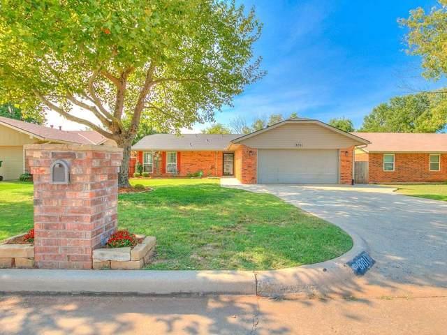 8701 Rambling Road, Oklahoma City, OK 73132 (MLS #930089) :: Homestead & Co