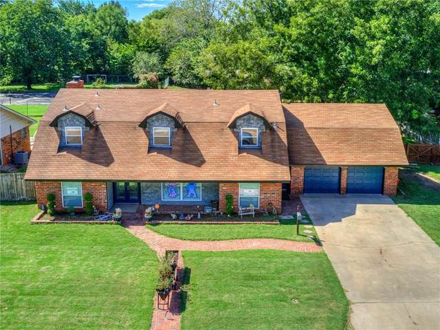 4004 Pine Ridge Road, Shawnee, OK 74804 (MLS #930106) :: ClearPoint Realty