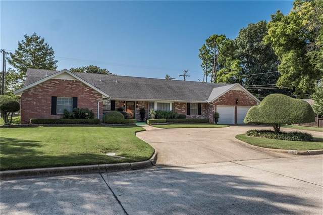 1802 Logan Drive, Norman, OK 73069 (MLS #930115) :: ClearPoint Realty