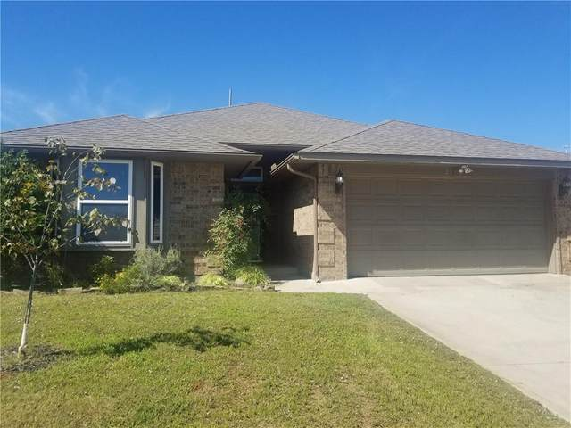 2323 Shell Drive, Midwest City, OK 73130 (MLS #930125) :: Homestead & Co