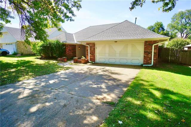 3021 Robin Road, Midwest City, OK 73110 (MLS #930174) :: Homestead & Co