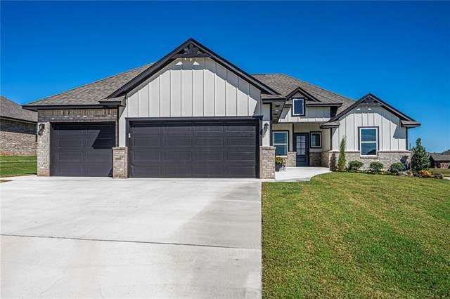 12715 Forest Terrace, Choctaw, OK 73020 (MLS #930178) :: Homestead & Co