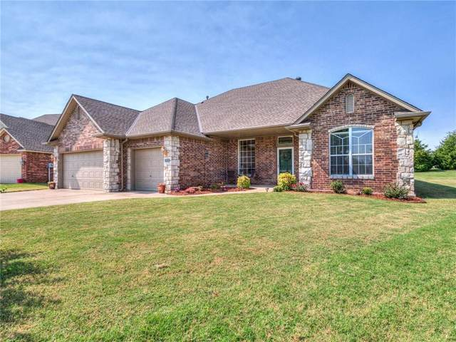 2921 Longmeadow, Edmond, OK 73003 (MLS #930194) :: Homestead & Co