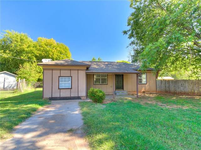 5812 Dimple Drive, Oklahoma City, OK 73135 (MLS #930204) :: Erhardt Group at Keller Williams Mulinix OKC