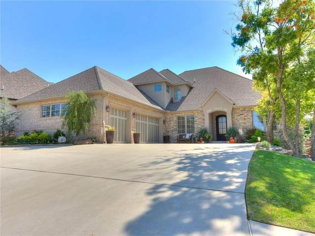3324 Lupine Lane, Edmond, OK 73012 (MLS #930238) :: The UB Home Team at Whittington Realty