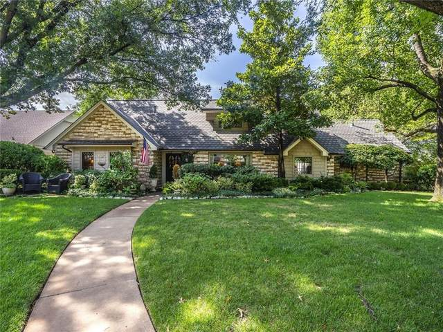 3112 Robin Ridge Road, Oklahoma City, OK 73120 (MLS #930258) :: KG Realty