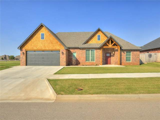1309 Chestnut Place, Weatherford, OK 73096 (MLS #930265) :: ClearPoint Realty