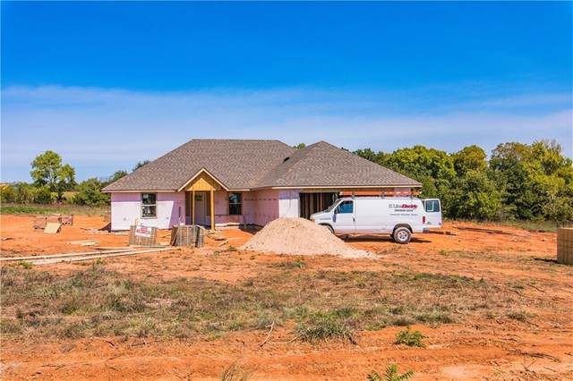 2336 County Road 1335, Blanchard, OK 73010 (MLS #930294) :: Erhardt Group at Keller Williams Mulinix OKC