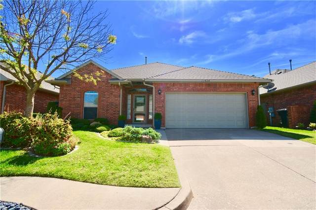 11424 NW 117th Court, Yukon, OK 73099 (MLS #930305) :: ClearPoint Realty