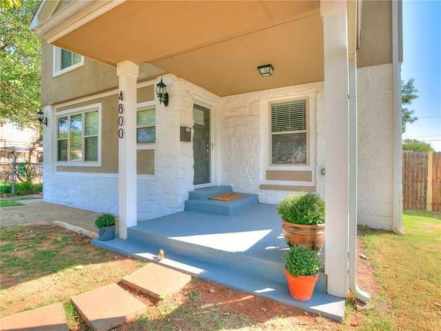 4800 N Miller Avenue, Oklahoma City, OK 73112 (MLS #930309) :: ClearPoint Realty