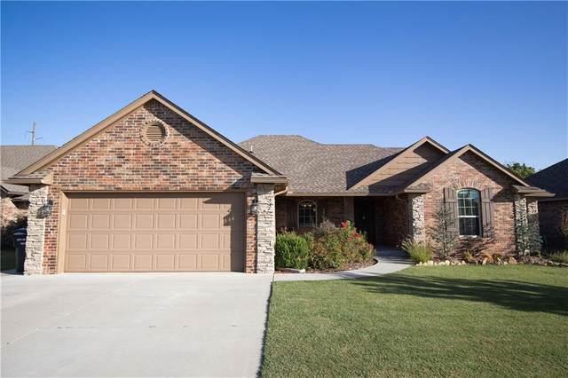 1021 SW 12th Street, Moore, OK 73160 (MLS #930326) :: Homestead & Co