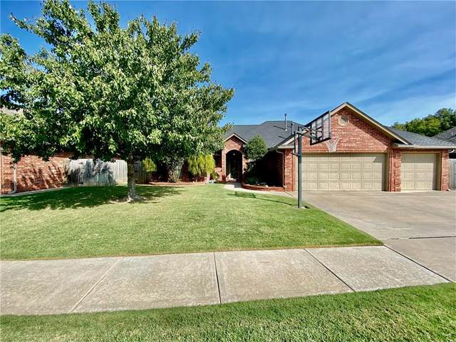 12612 Kingsridge Terrace, Oklahoma City, OK 73170 (MLS #930337) :: Erhardt Group at Keller Williams Mulinix OKC