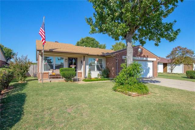 10309 S Douglas Avenue, Oklahoma City, OK 73159 (MLS #930364) :: Erhardt Group at Keller Williams Mulinix OKC