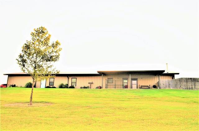 11767 N 2240 Road, Cordell, OK 73632 (MLS #930366) :: Erhardt Group at Keller Williams Mulinix OKC