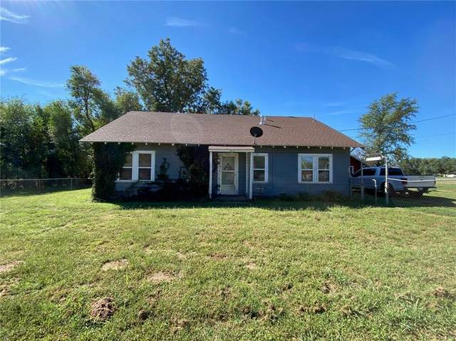 32091 E County Road 1485 Road, Mangum, OK 73554 (MLS #930375) :: Erhardt Group at Keller Williams Mulinix OKC
