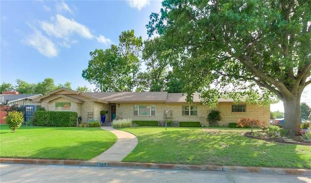 6209 Smith Boulevard, Oklahoma City, OK 73112 (MLS #930413) :: Erhardt Group at Keller Williams Mulinix OKC