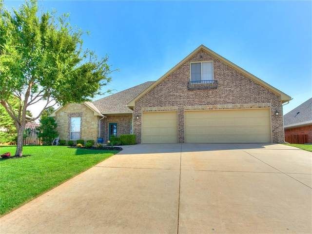 4416 Whirlaway, Edmond, OK 73025 (MLS #930477) :: Homestead & Co