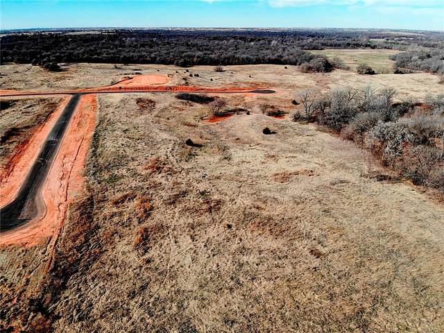 Tract 7, Yanez Ranch, Norman, OK 73026 (MLS #930491) :: Homestead & Co