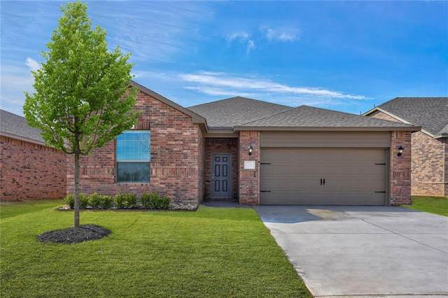 517 Saint James Place, Newcastle, OK 73065 (MLS #930511) :: ClearPoint Realty