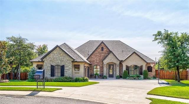 2716 Roaring Fork Trail, Edmond, OK 73034 (MLS #930542) :: Homestead & Co