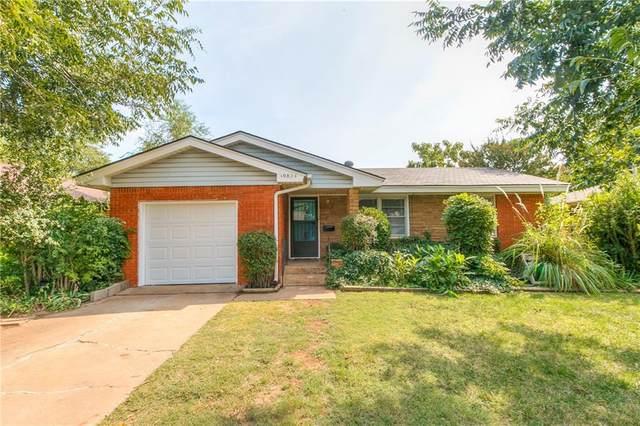 10824 Sunnymeade Place, Oklahoma City, OK 73120 (MLS #930561) :: Homestead & Co