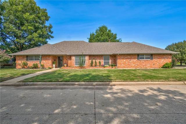 2501 NW 121st Street, Oklahoma City, OK 73120 (MLS #930579) :: Homestead & Co