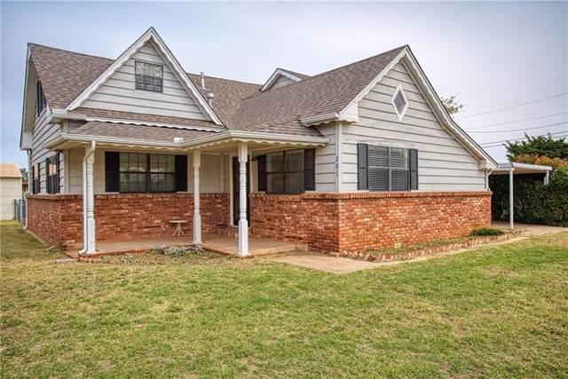 201 N 6th Street, Sentinel, OK 73664 (MLS #930599) :: Homestead & Co