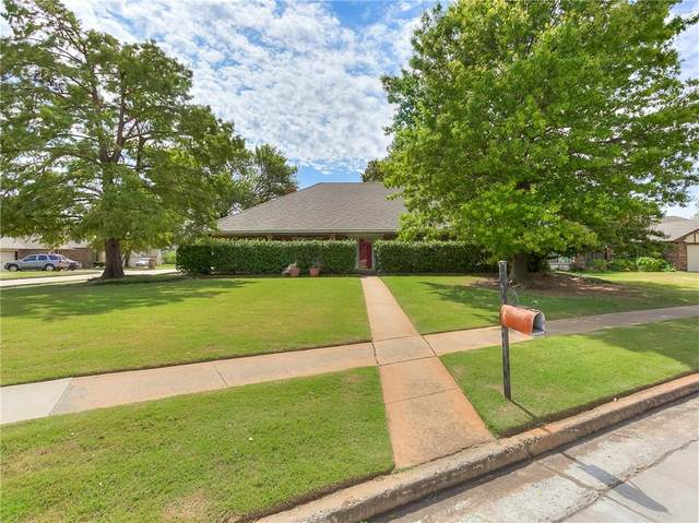 1444 Lincolnshire Road, Oklahoma City, OK 73159 (MLS #930601) :: Homestead & Co