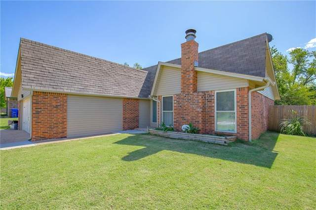 2014 Oakcreek Drive, Norman, OK 73071 (MLS #930606) :: Homestead & Co