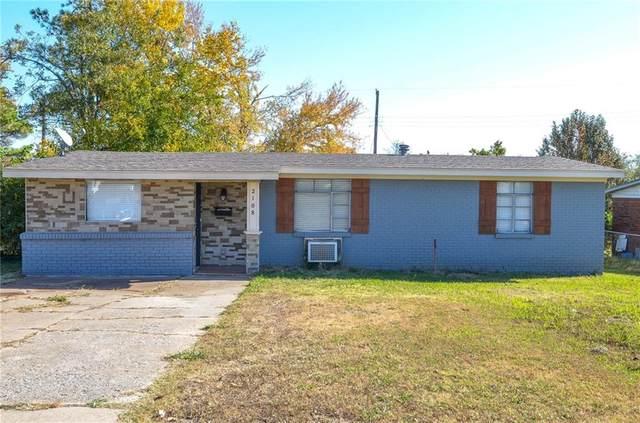 2108 S Sunnylane Road, Del City, OK 73115 (MLS #930613) :: Homestead & Co