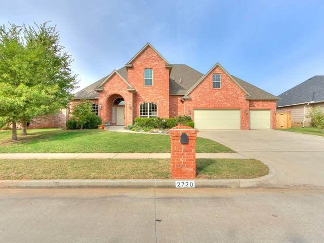 2720 SE Fairfield Drive, Norman, OK 73072 (MLS #930637) :: Homestead & Co