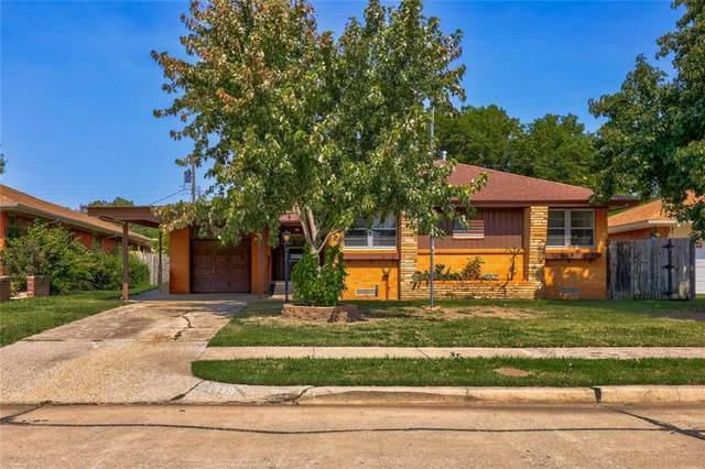 4329 NW 46th Street, Oklahoma City, OK 73112 (MLS #930643) :: Keri Gray Homes