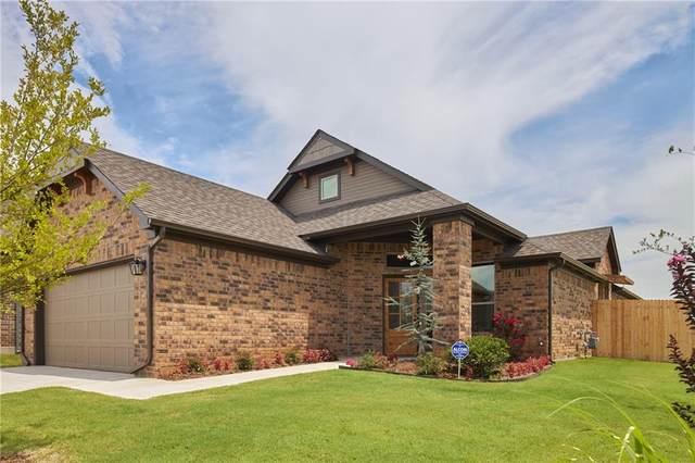 16316 Native Drive, Oklahoma City, OK 73170 (MLS #930667) :: Homestead & Co