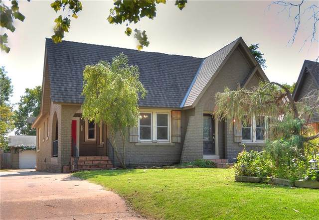 2628 NW 14th Street, Oklahoma City, OK 73107 (MLS #930684) :: Erhardt Group at Keller Williams Mulinix OKC