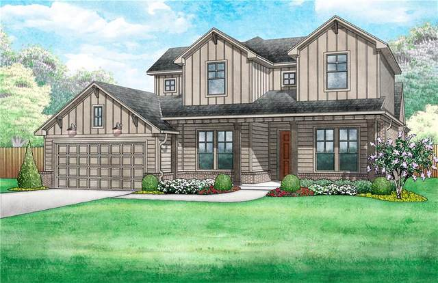 13209 Sawtooth Oak Road, Choctaw, OK 73020 (MLS #930694) :: KG Realty