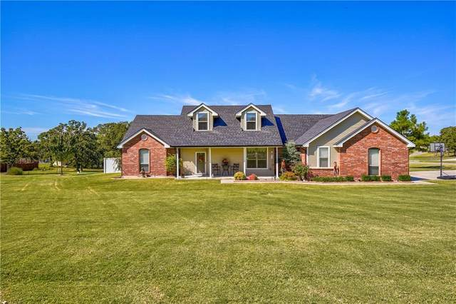 5715 Panther Cove, Newalla, OK 74857 (MLS #930714) :: ClearPoint Realty