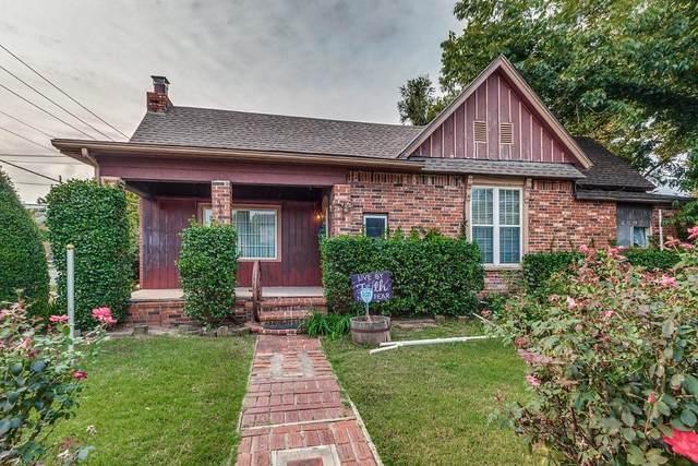 420 E Wade Street, El Reno, OK 73036 (MLS #930723) :: Homestead & Co