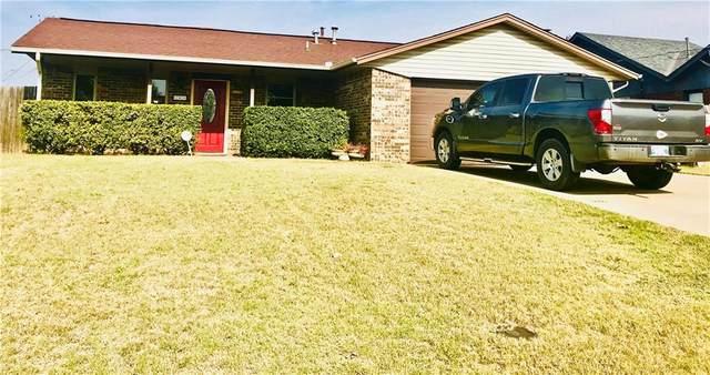 207 NE Swales Boulevard, Elk City, OK 73644 (MLS #930764) :: Homestead & Co