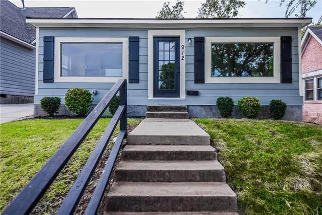 912 W Hill Street, Oklahoma City, OK 73118 (MLS #930774) :: ClearPoint Realty